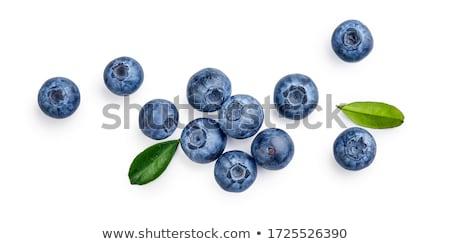 черника здоровья фон фоны здорового продукции Сток-фото © crisp