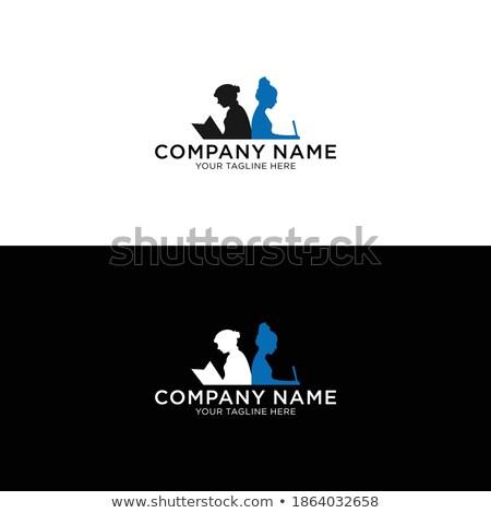 preocupado · jovem · empresário · tempo · ver - foto stock © dacasdo