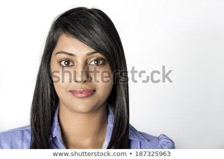 Ritratto giovani felice donna business partner Foto d'archivio © deandrobot