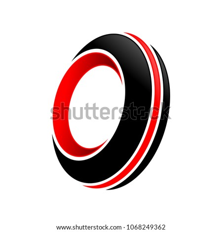 red hot glide circle Stock photo © nicemonkey