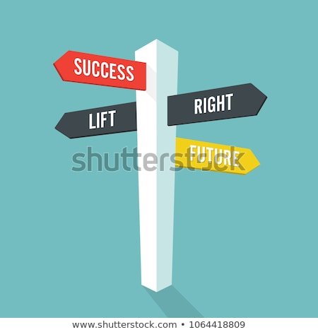 Blank Directional Sign Stock photo © lorenzodelacosta