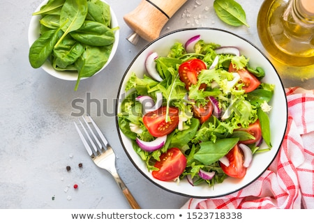 Salad greens Stock photo © Digifoodstock