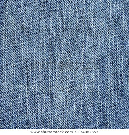 Bleu denim scanner élevé texture Photo stock © peterguess
