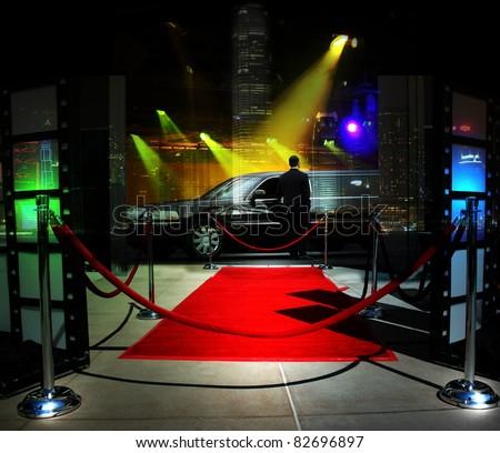 nominations red carpet Stock photo © adrenalina