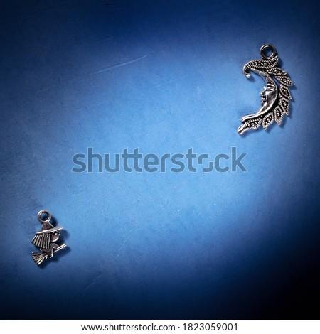 ay · uzay · manzara · gizemli · görüntü - stok fotoğraf © suerob