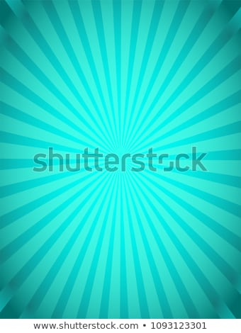 Gradation sunburst background Stock photo © Blue_daemon