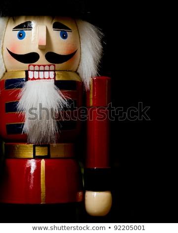 Closeup of a Nutcracker Stock photo © tepic