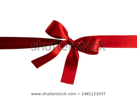 abstract red gift pack stock photo © pathakdesigner