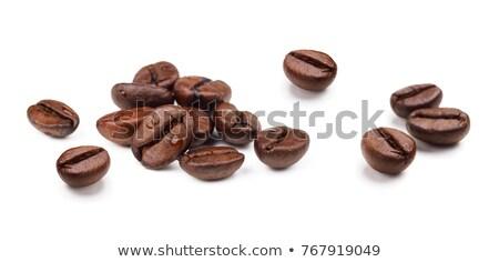 シード コーヒー 白 ドリンク カフェ 穀物 ストックフォト © Studio_3321