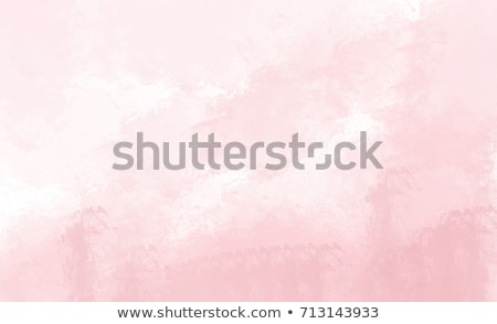 watercolor pink background Stock photo © balasoiu