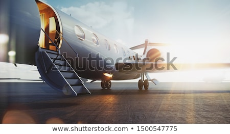 Business Jets stock photo © tracer