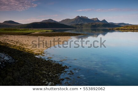 Kyle of Tongue, Highlands, Scotland Stock photo © phbcz