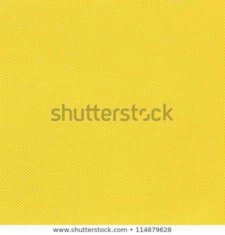 Seamless yellow fabric texture stock photo © ratselmeister