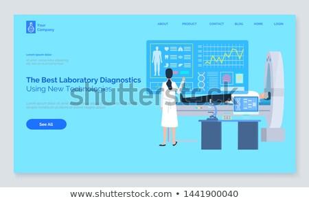 démence · saine · homme · maladie · d'alzheimer · patient · santé - photo stock © robuart