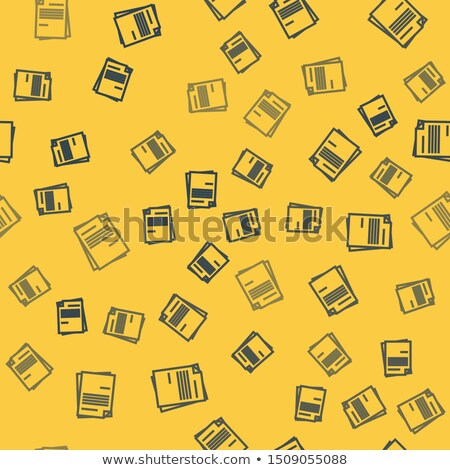 Checkmark, checkbox vector seamless pattern Stock photo © barsrsind