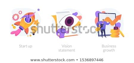 metaphor of success stock photo © imaster