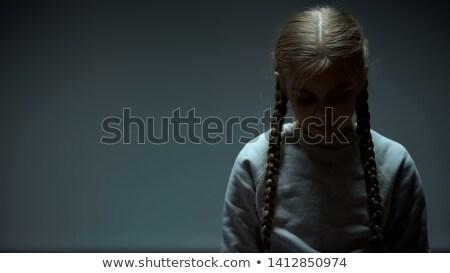 Stock photo: Dark Emotions