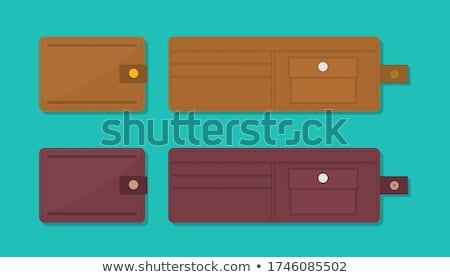 closed wallet stock photo © oblachko