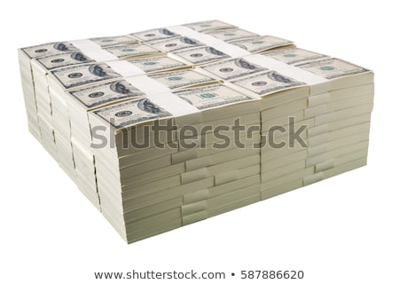 Stock photo: money - one million dollar bill