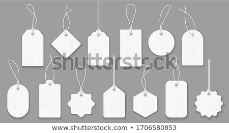 christmas · wiadomość · czerwony · wosk · pieczęć · inny - zdjęcia stock © idesign