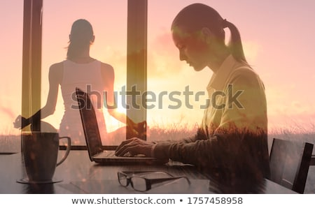 Stock photo: The Power Of Mind