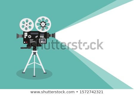 filme · cartaz · grande · cinema · filme - foto stock © winner