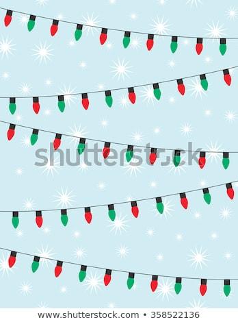 happy · new · year · 2012 · un · message · vecteur · design · bleu - photo stock © tilo