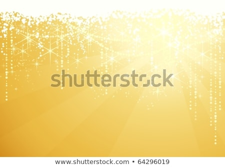 Abstract Golden Vector Background Eps8 Zdjęcia stock © wenani