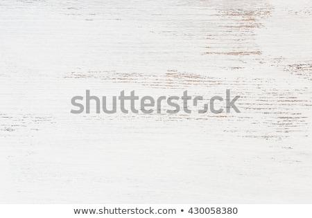 Foto stock: Capeado · blanco · pintado · madera · resumen · naturaleza