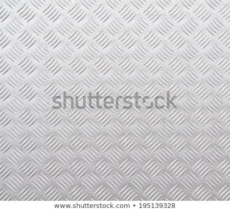 Corrugated Metal Surface with Diamond Plate Texture Stock photo © maxpro