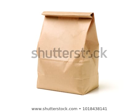 brown bag stock photo © shutswis