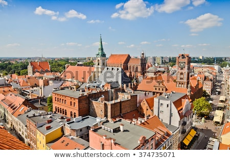 Nicolaus Copernicus' house. Stock photo © FER737NG