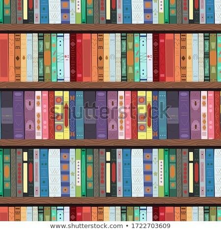 Bookstore Foto d'archivio © zzve