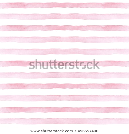 strisce · rosa · bianco · senza · soluzione · di · continuità · vettore · pattern - foto d'archivio © olgadrozd