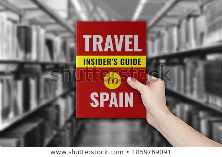 Helpful Tips (In Spanish) Stock photo © kbuntu