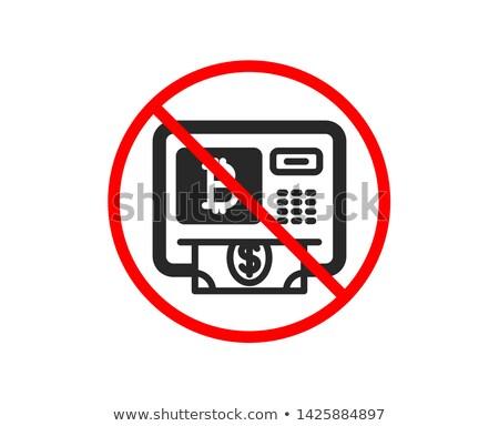 Vector ico allow Stock photo © zzve