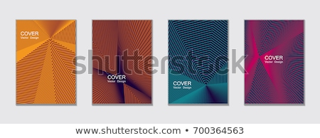 branding on dark digital background stock photo © tashatuvango