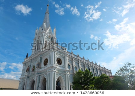 The Nativity of Our Lady Cathedral Stock photo © chatchai