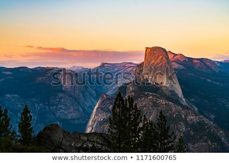 Glacier Point Yosemite  Stock photo © epstock
