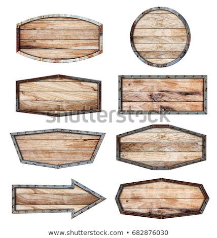 текстуры · Cut · древесины · изолированный · белый · дерево - Сток-фото © vizarch