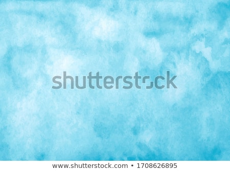Colorful paint square background on watercolor paper Stock photo © RudyardMace