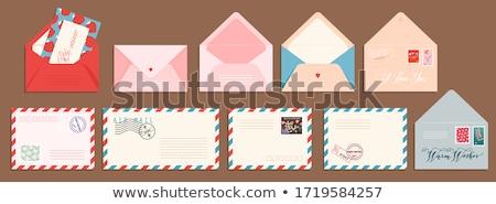 cartão · eps · 10 · fogo · feliz · luz - foto stock © helenstock