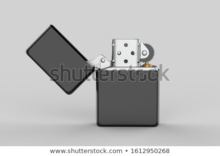 metal lighter Stock photo © daboost