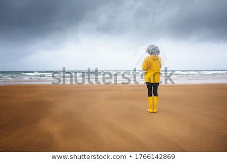 дождь · душу · Открытый · воды · фон · работает - Сток-фото © zhukow