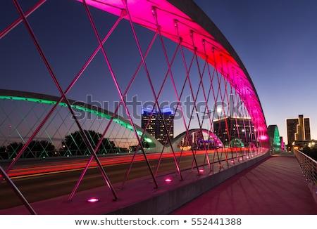 Fort valeur Texas USA couleur pour aquarelle art Photo stock © chris2766