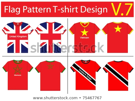 United Kingdom and Vietnam Flags Stock photo © Istanbul2009