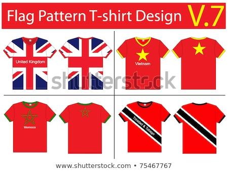 bandeira · Vietnã · mundo · fundo · viajar · país - foto stock © istanbul2009