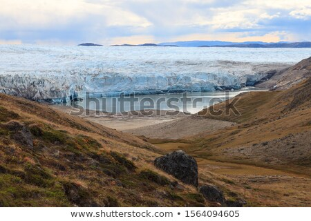 Melting Icecap Glacier Stock photo © blamb