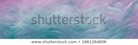 Nublado abstrato céu azul branco luz Foto stock © olgaaltunina