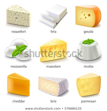 tipo · queijo - foto stock © digifoodstock